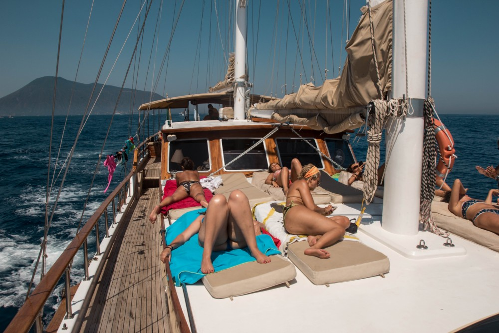 Rental Sailboat in Palermo - altri .