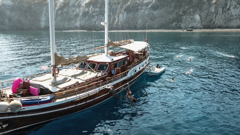 Hire Sailboat with or without skipper altri Palermo