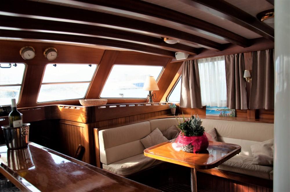 Rental Sailboat altri with a permit