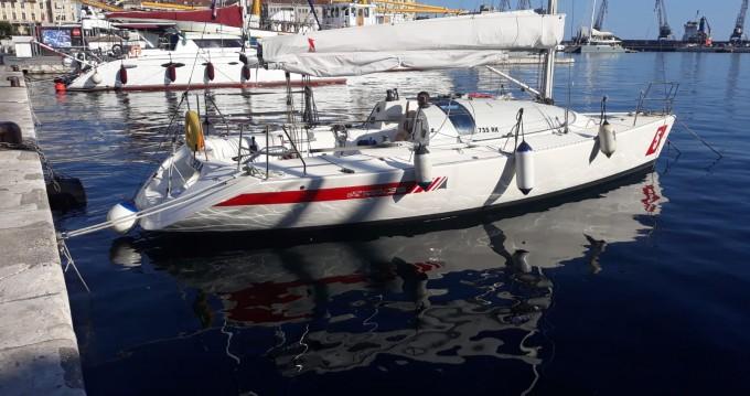 Rental yacht Rijeka - Jeanneau Jod 35 on SamBoat
