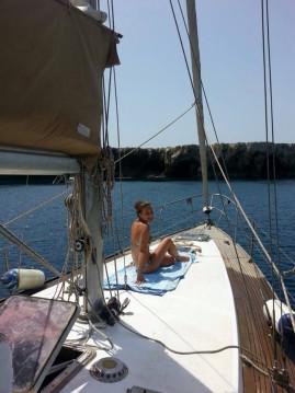 """Boat rental C&C 37"""" in Marzamemi on Samboat"""