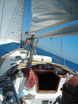 """Rental Sailboat in Marzamemi - C&C 37"""""""