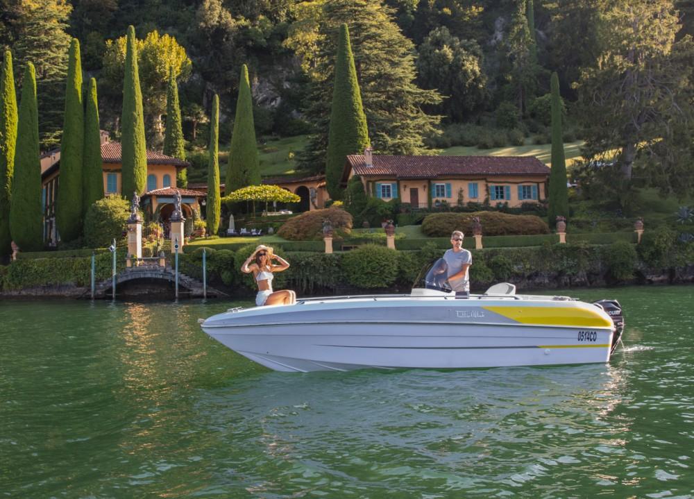 Boat rental Tullio-Abbate Sea star open21 in Tremezzo on Samboat