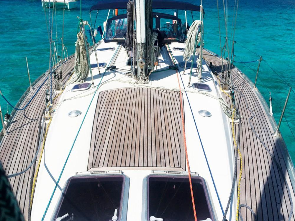 Rent a Jeanneau Sun Odyssey 52.2 Cannigione