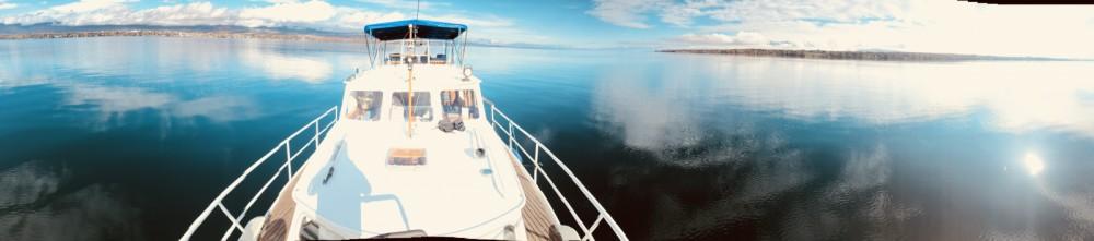 Boat rental Genève cheap Pedro 950