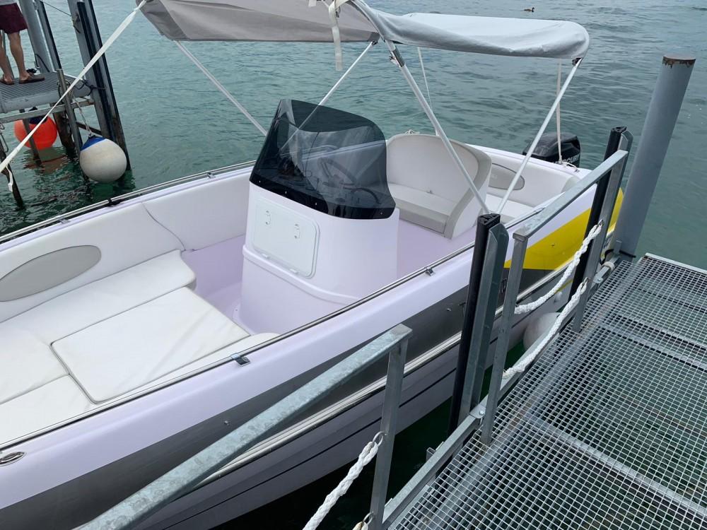 Rental Motor boat in Tremezzo - Tullio-Abbate Sea star open21