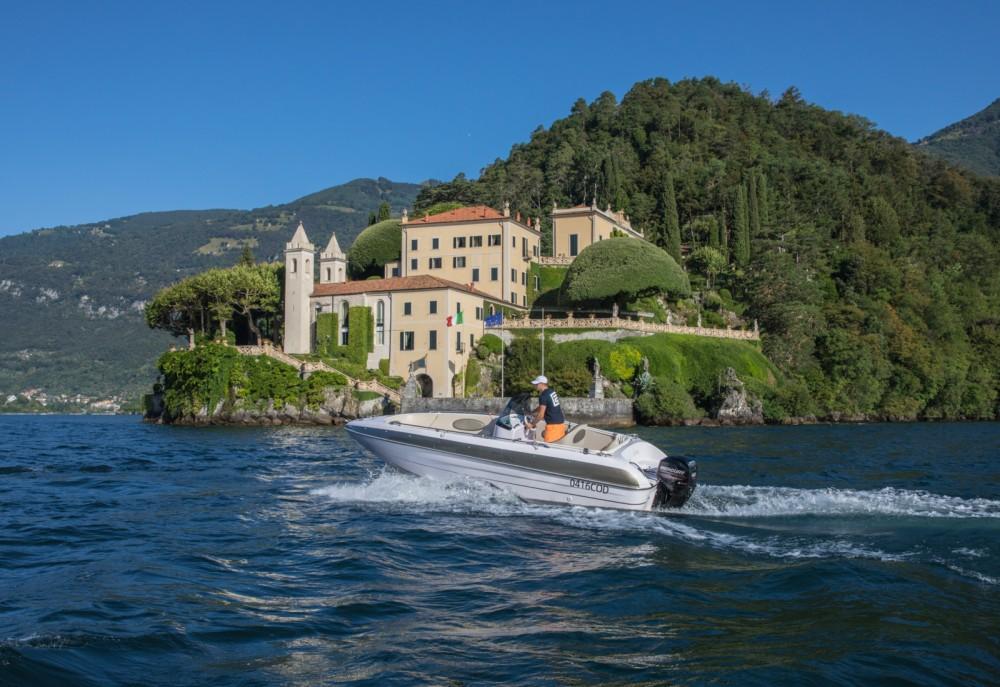 Rental yacht Tremezzo - Tullio-Abbate Sea star open 21 on SamBoat