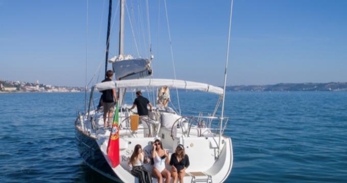 Boat rental Sant Antoni de Portmany cheap Oceanis 473