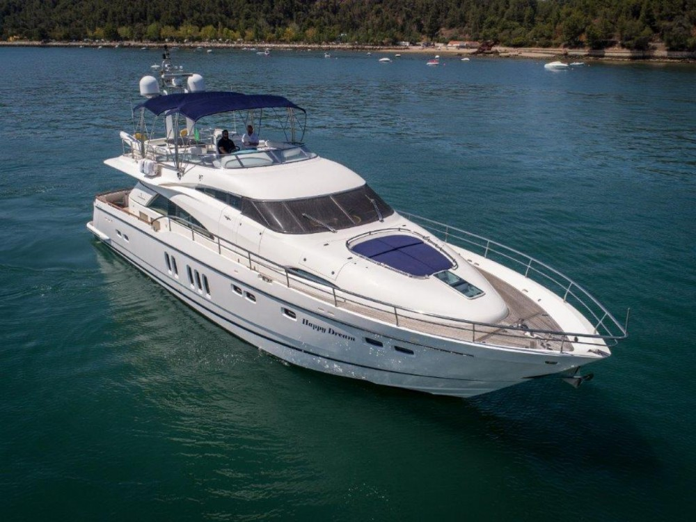Rental yacht Setúbal - Fairline Fairline Squadron 74 on SamBoat