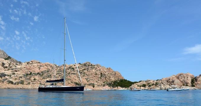Boat rental Palau cheap Grand Soleil 56