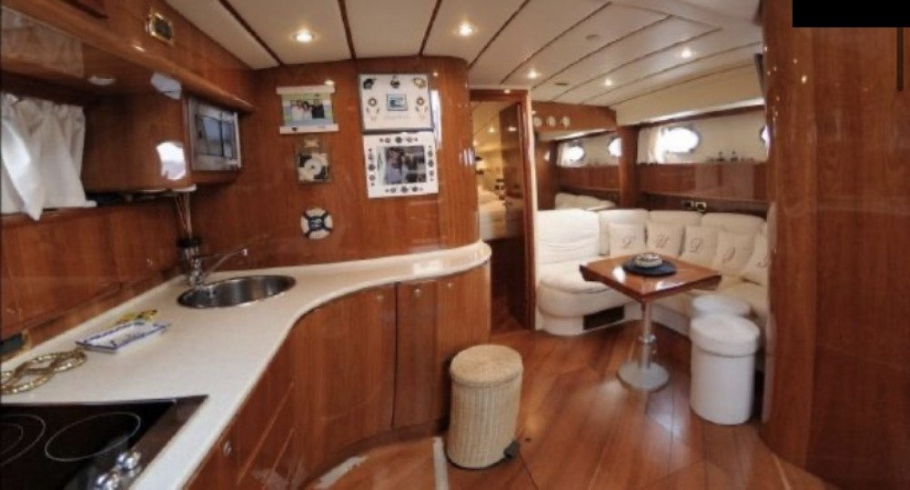 Hire Yacht with or without skipper Conam Gaeta