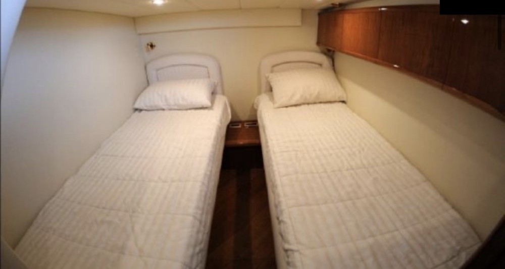 Yacht for rent Gaeta at the best price