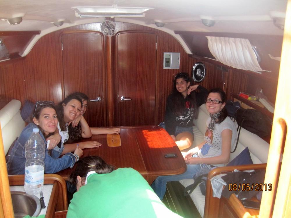 Boat rental Bari cheap Bavaria 34