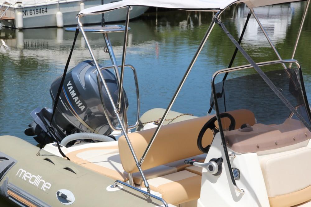 Hire RIB with or without skipper Zodiac Mandelieu-la-Napoule