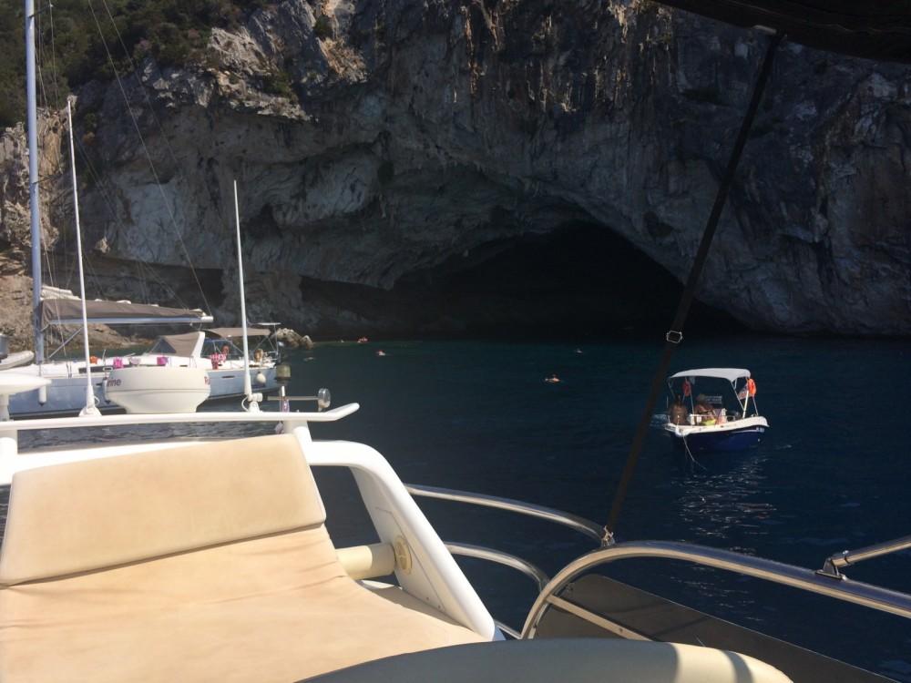 Rental yacht Peloponnese, West Greece and Ionian Sea - ecomarine  2003 on SamBoat