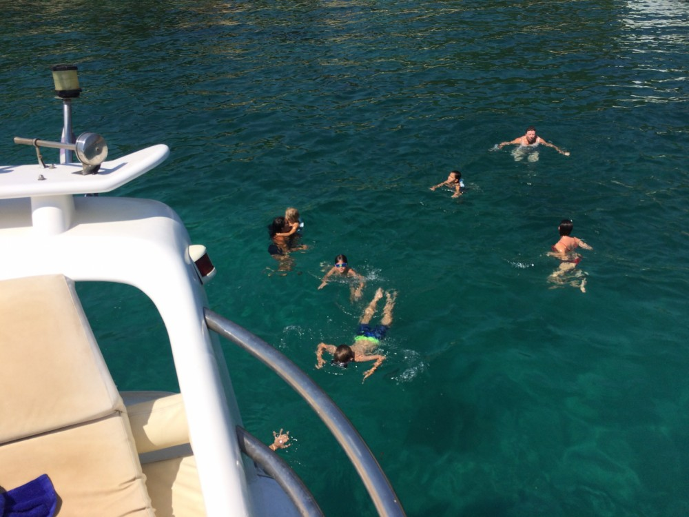 Rental Motor boat in Peloponnese, West Greece and Ionian Sea - ecomarine  2003