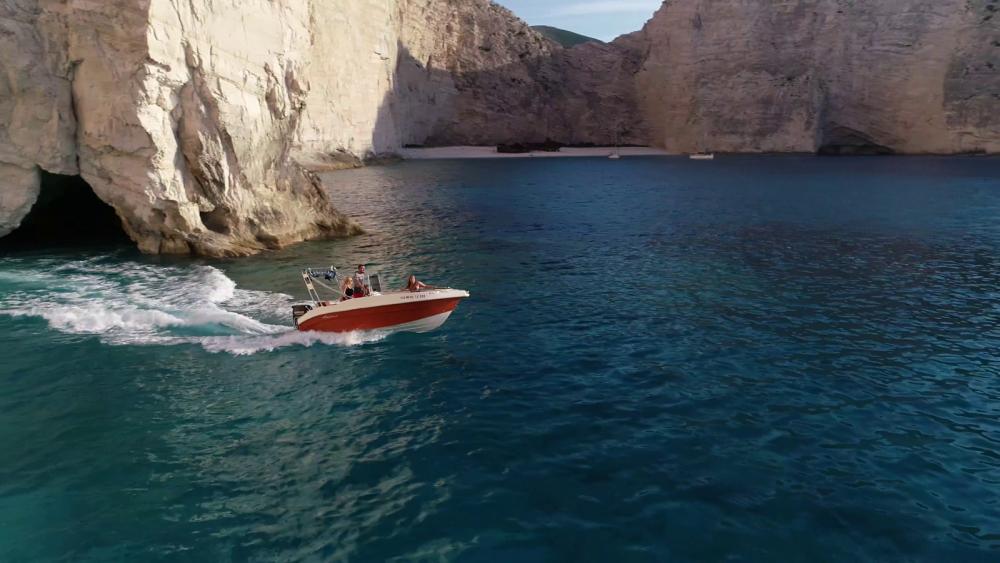 Boat rental nireus Ω53 in Zakynthos on Samboat
