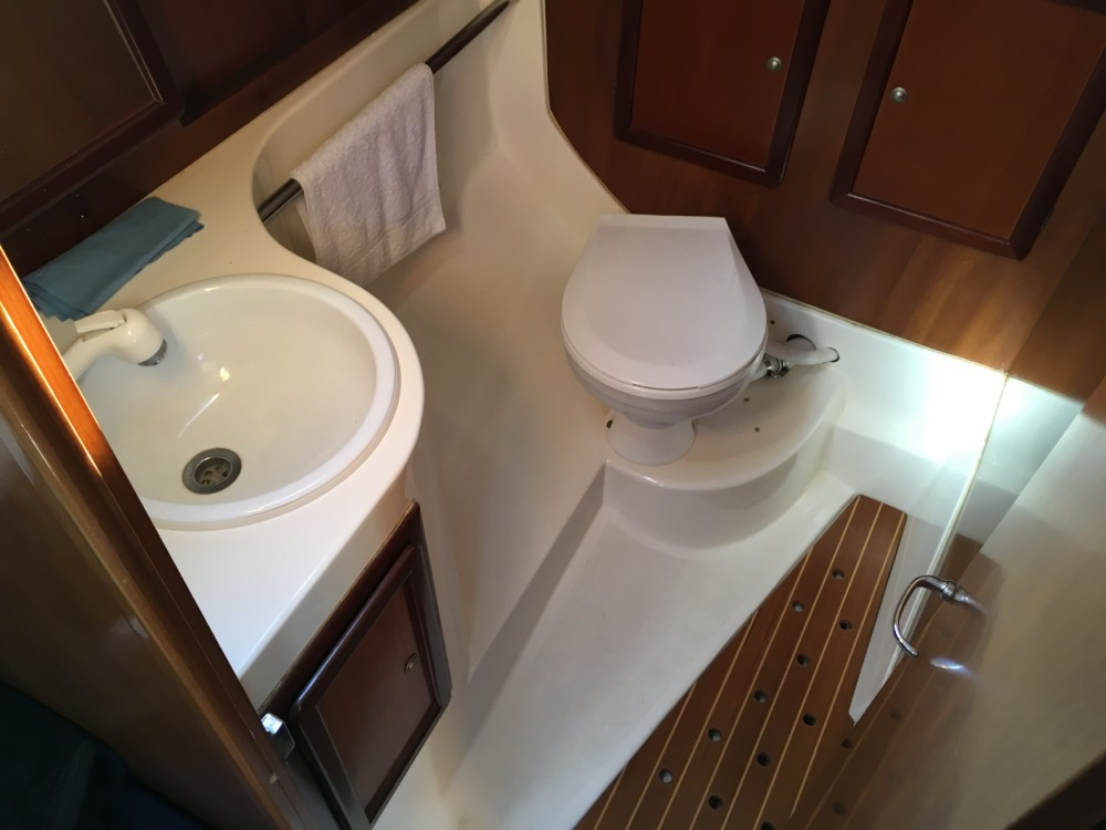 Sailboat for rent Isthintini/Stintino at the best price