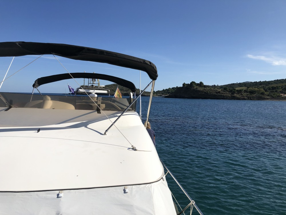 Hire Motorboat with or without skipper Fairline Argelès-sur-Mer