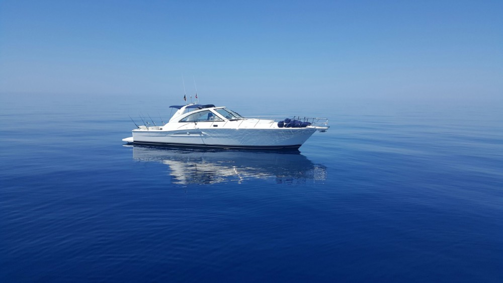 Boat rental Cavalaire-sur-Mer cheap 48 express