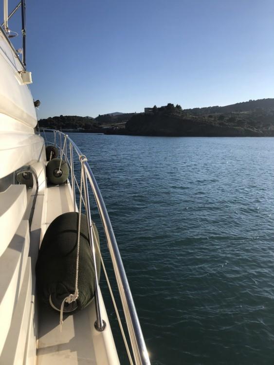 Rental Motorboat in Argelès-sur-Mer - Fairline Squadron 55