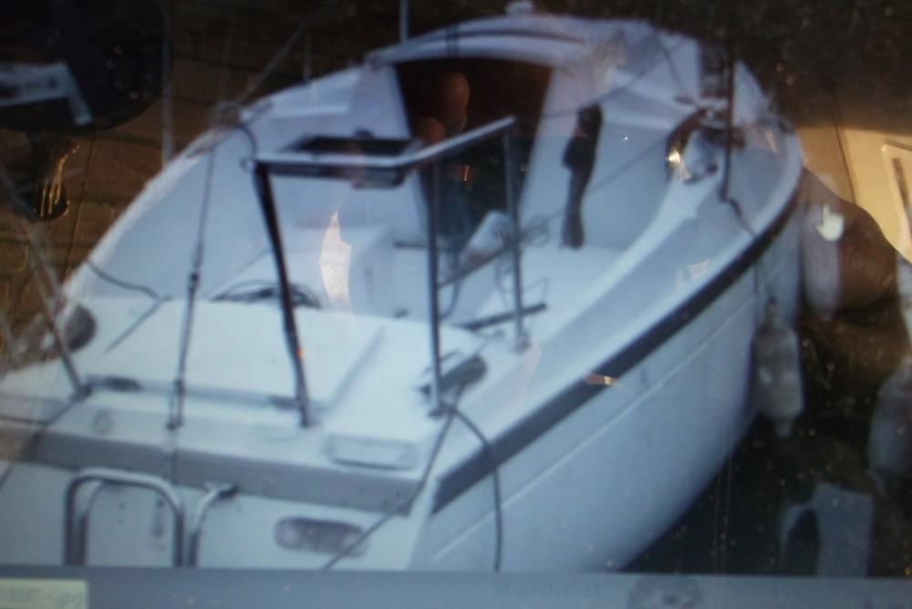 Boat rental  cheap Dufour 27