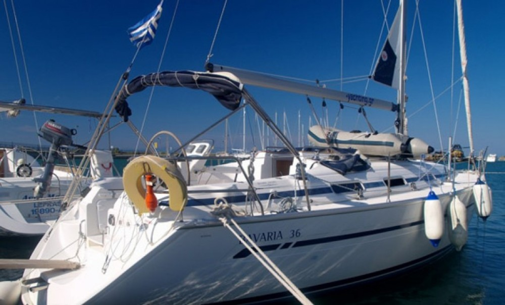 Bavaria Bavaria 36 Cruiser between personal and professional Peloponnese, West Greece and Ionian Sea