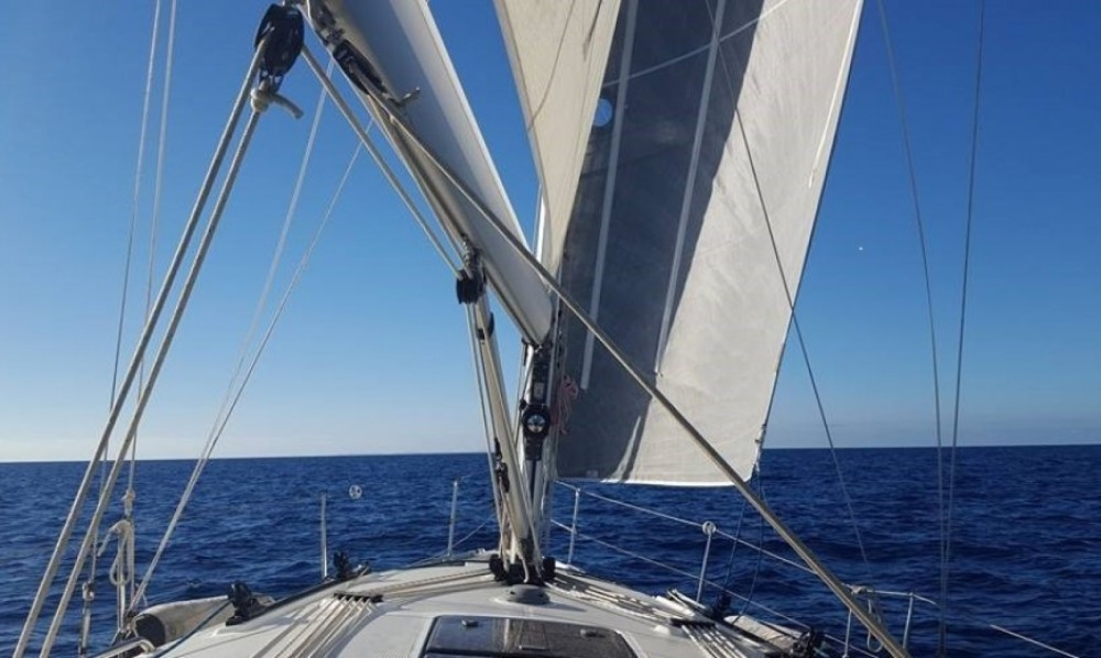 Rental Sailboat in Peloponnese, West Greece and Ionian Sea - Bavaria Bavaria 36 Cruiser