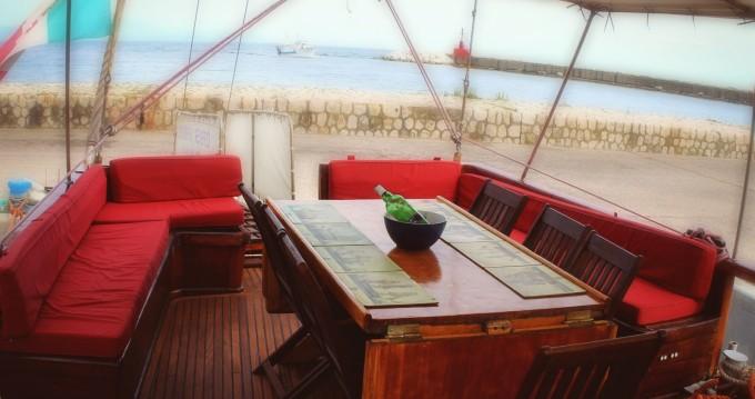 Rental yacht Formia - goletta caicco on SamBoat