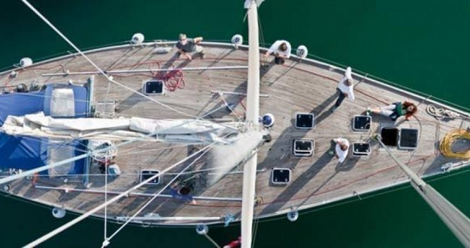 Hire Sailboat with or without skipper Nelson Yachts Formia