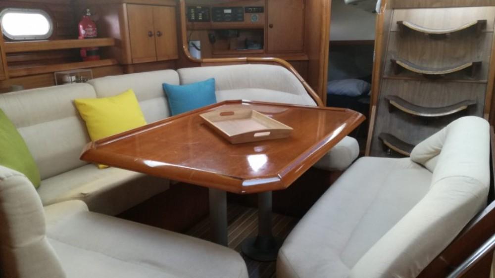 Boat rental Jeanneau Sun Odyssey  45.2 in Le Gosier on Samboat
