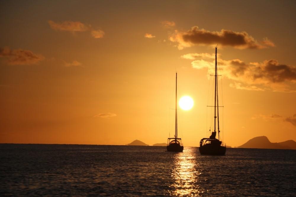 Rent a Jeanneau Sun Odyssey  45.2 Le Gosier