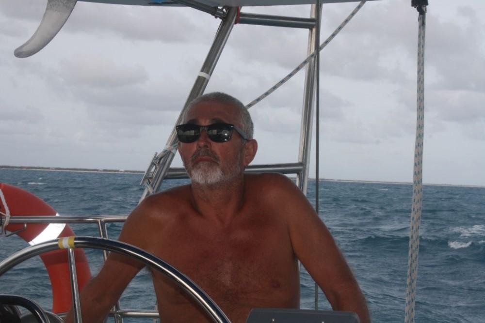 Boat rental Le Gosier cheap Sun Odyssey  45.2