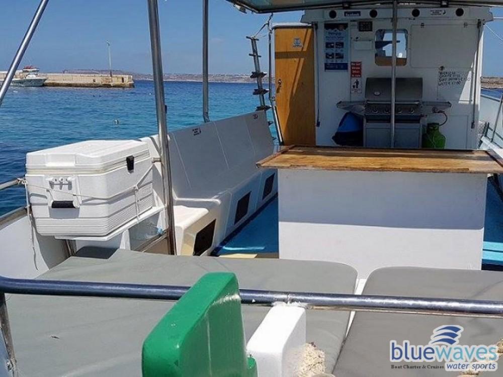 Rental yacht Mtarfa - fisherman Speedy 450 on SamBoat