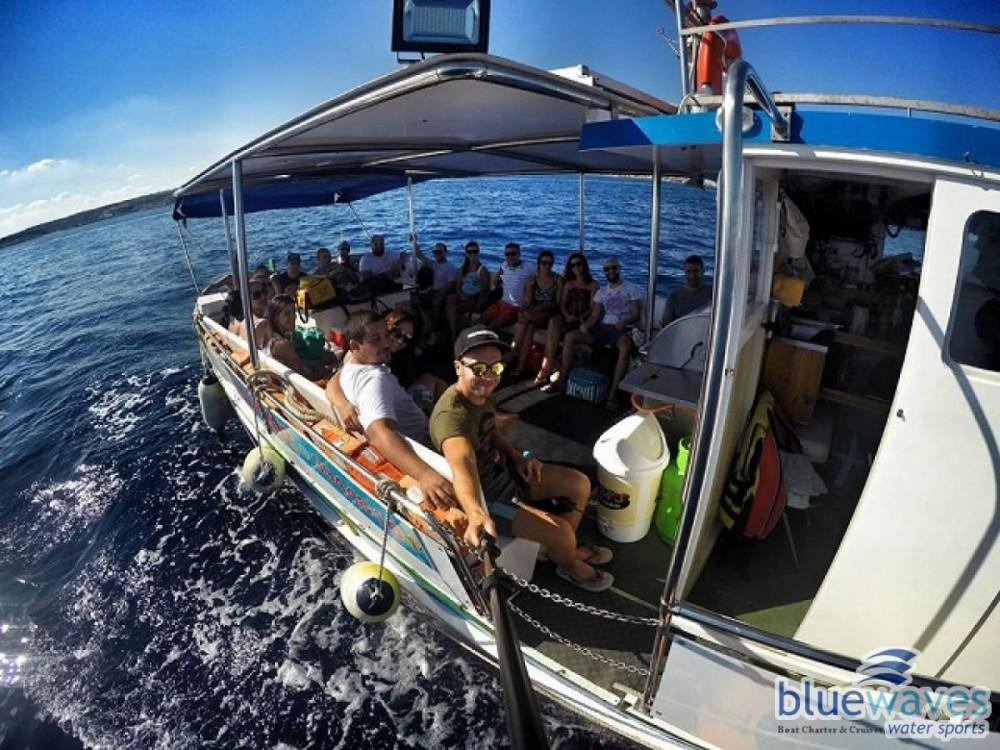 fisherman Speedy 450 between personal and professional Mtarfa