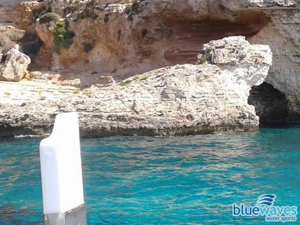 Boat rental Mtarfa cheap Speedy 450