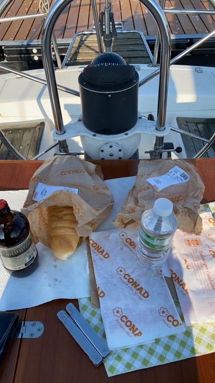 Rental Sailboat in Arona - Altura Altura 1001