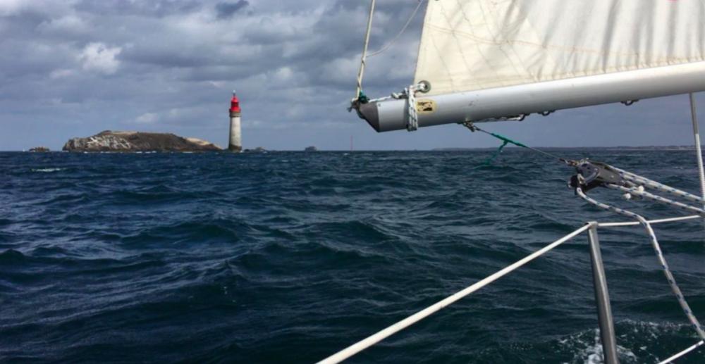 Rental Sailboat in Saint-Cast-le-Guildo - Gibert Marine Gib Sea 28