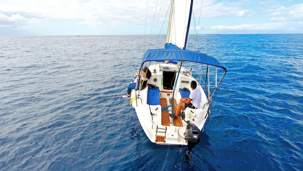Rental Sailboat in Adeje - Astraea Cruising 260