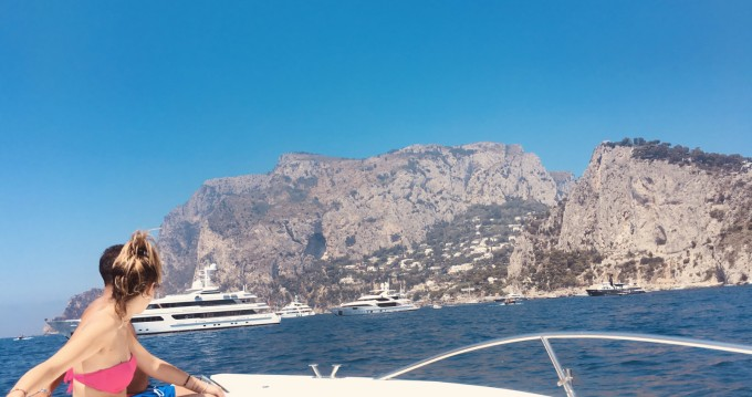 Rental yacht Salerno - Scanner 999 WA on SamBoat