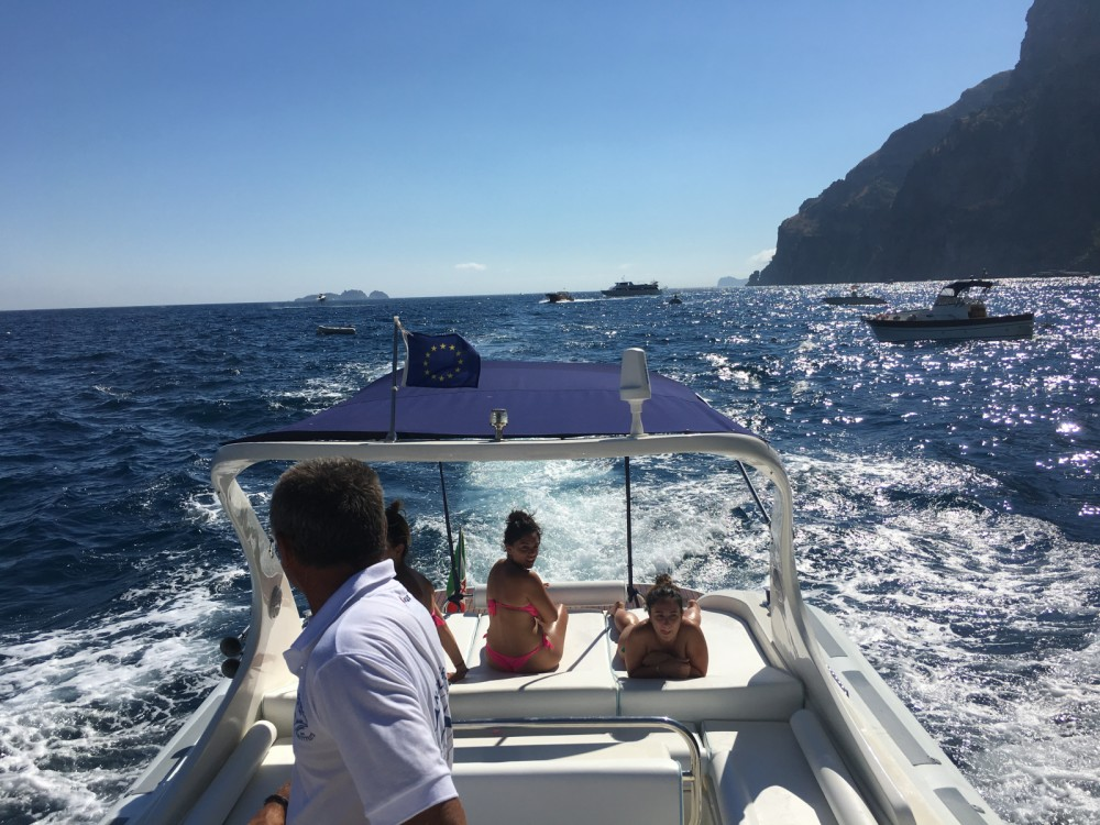 RIB for rent Salerne at the best price