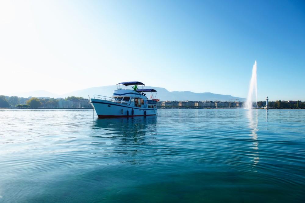 Boat rental Yachts Altena  1250 super  in Genève on Samboat
