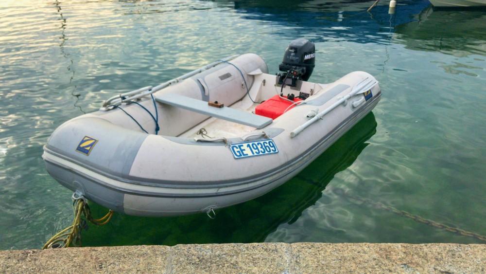 Boat rental Geneva cheap cadet 310 RIB