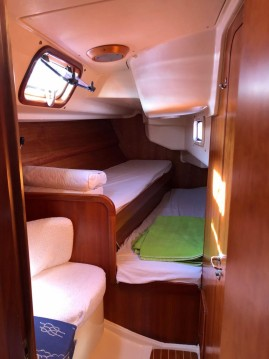 Sailboat for rent Chioggia at the best price