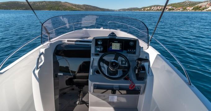 Rental yacht Trogir - Jeanneau Cap Camarat 6,5 on SamBoat