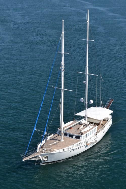 Boat rental Capo d'Orlando cheap poppa quadra