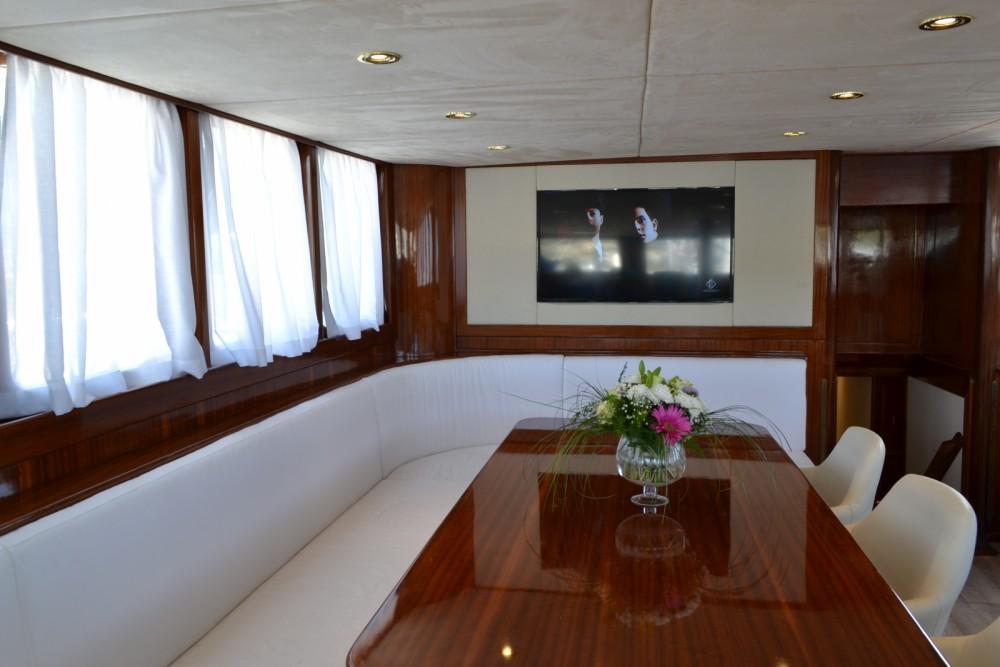 Rental yacht Capo d'Orlando - Gulet poppa quadra on SamBoat