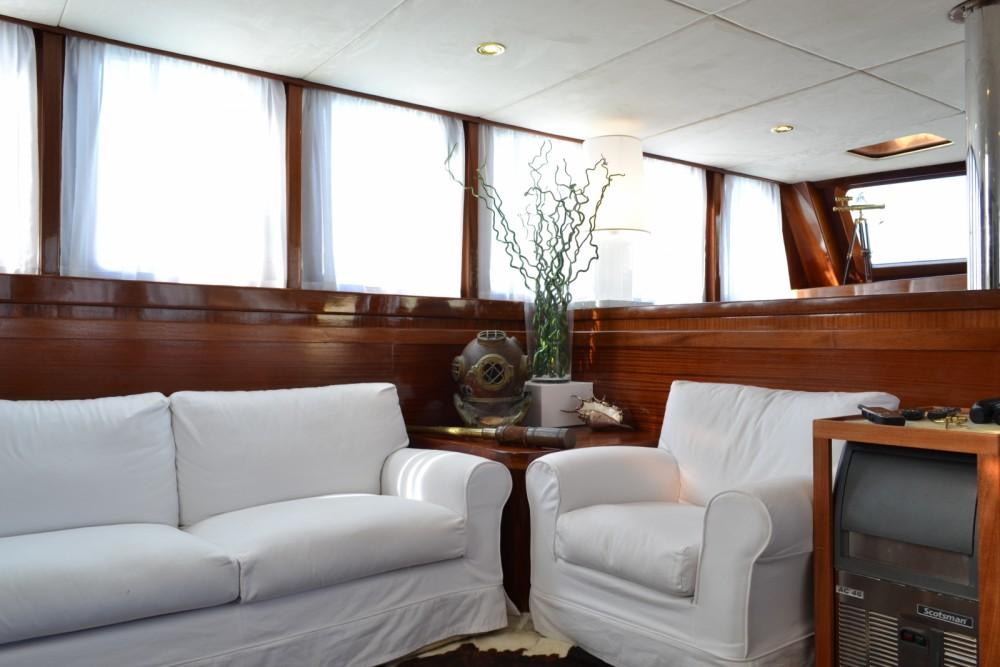 Boat rental Gulet poppa quadra in Capo d'Orlando on Samboat