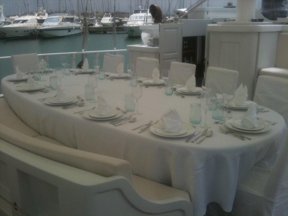 Rental Sailboat in Capo d'Orlando - Gulet poppa quadra