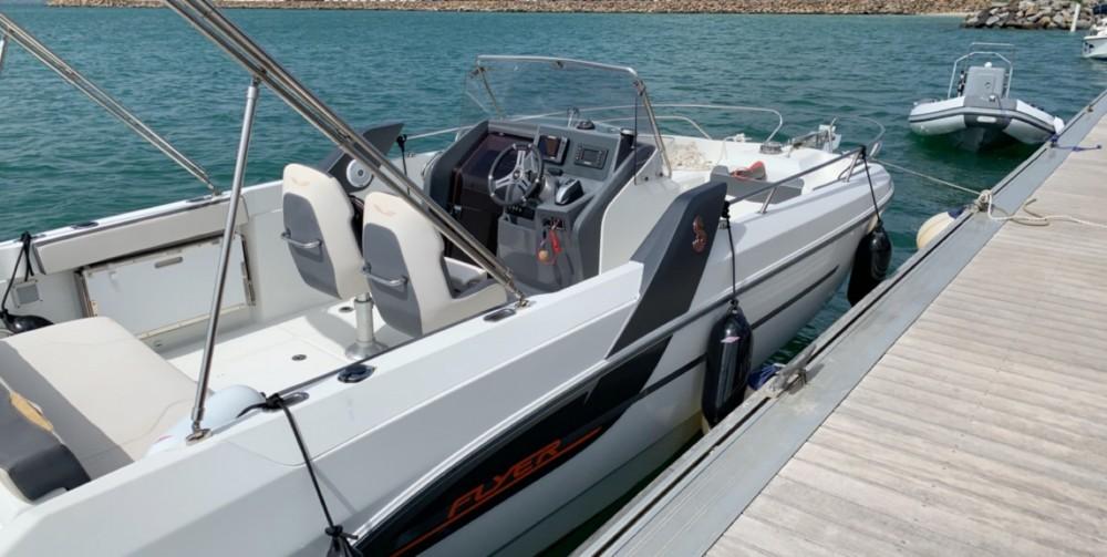 Rental yacht Fort-de-France - Bénéteau Flyer 7.7 SPACEdeck on SamBoat